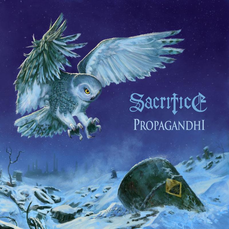 "Sacrifice/Propagandhi 7"""