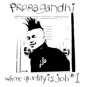 Where Quantity Is Job #1